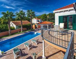 Ferienhaus Luxury villa with pool - villa Rasotica