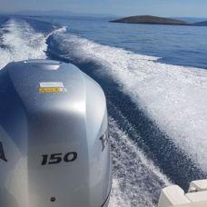Rent a boat Dalmatian coast