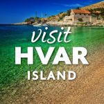 Island Hvar - Travel guide